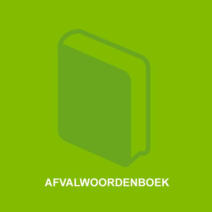 afvalwoordenboek